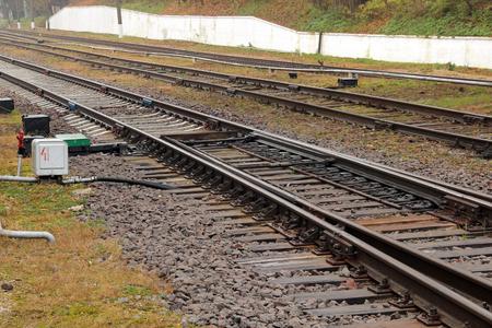 kaunas:  track intersection