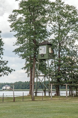 perimeter: protect the forest perimeter