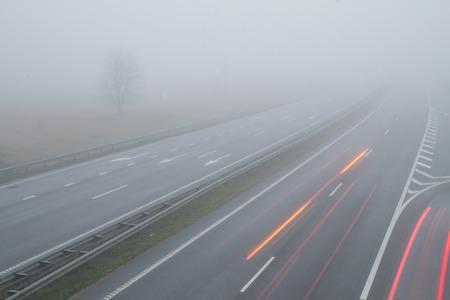 highway light Standard-Bild