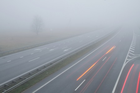 highway light Stock Photo