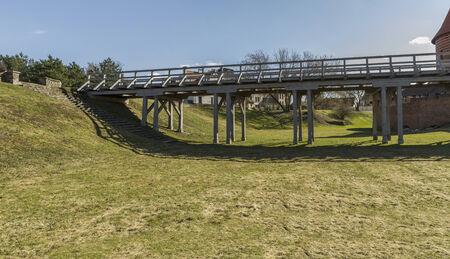 bridge over water: Castle Bridge