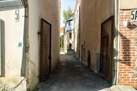 old town: Kaunas old town