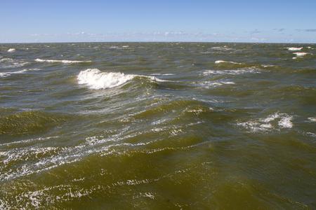 uninhabited: sea near Palanga