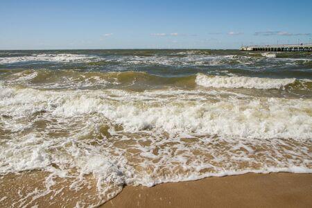 uninhabited: Baltic sea waves