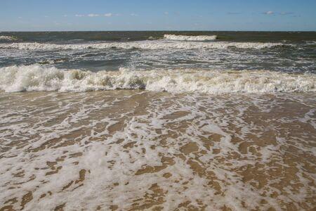 baltic sea: summer day Stock Photo