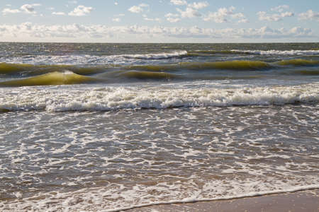 big waves: Big waves Stock Photo