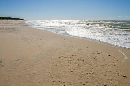 gold coast: beach Stock Photo