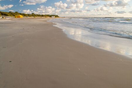 midday: Sea