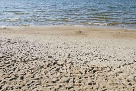 baltic sea: coast of the Baltic Sea