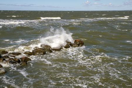 uninhabited: sea spray