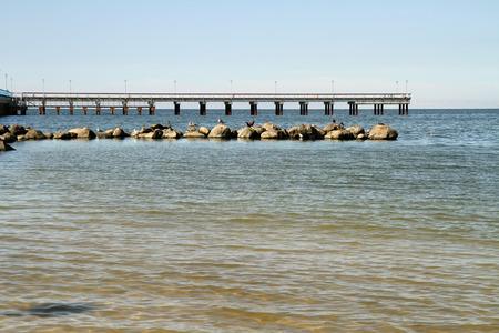 uninhabited: stones at the bridge