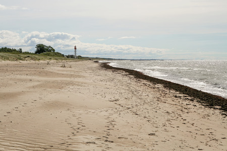 gold coast: sand beach Stock Photo