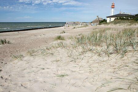 uninhabited: Lighthouse
