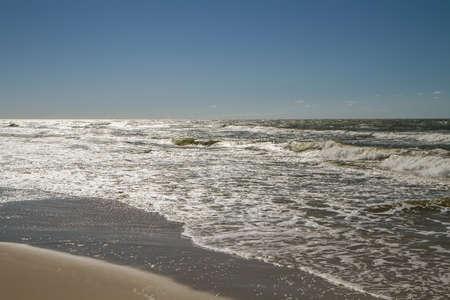 gold coast: Baltic sea Stock Photo