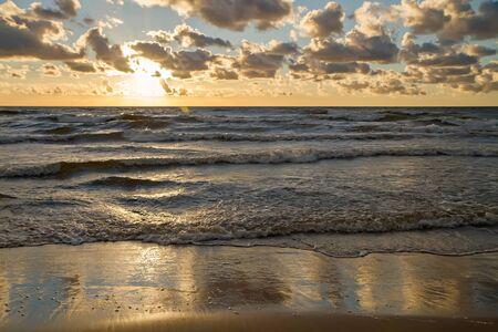 gold coast: Sea near the Palanga