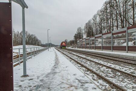 kaunas: railroad