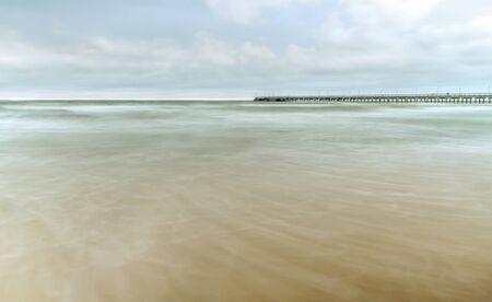 shutter speed: Baltic Sea pictures were slow shutter speed