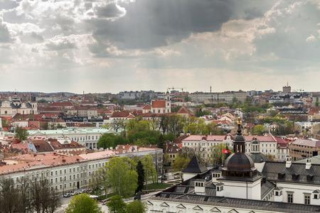 lithuania: The capital of Lithuania
