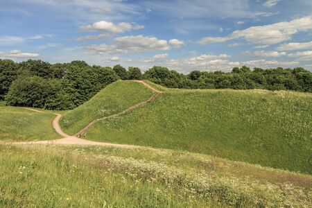 mounds: Green Mounds