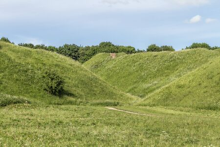 mounds: Two Mounds
