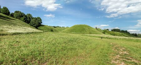 mounds: Mounds In Lithuania