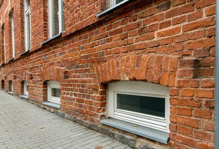 europa: small windows Stock Photo