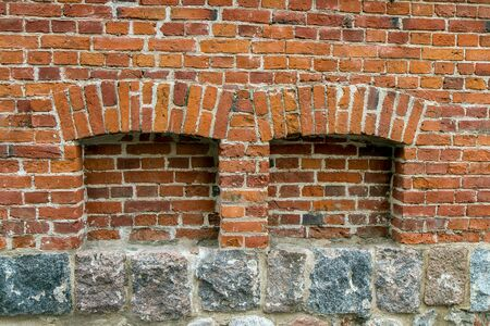 niches: two niches Stock Photo