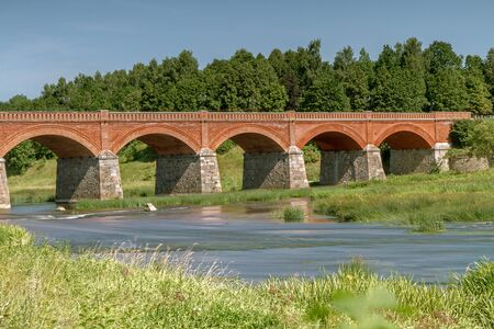 rive: The bridge over the rive