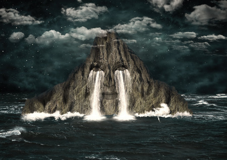 end of the world: The sea of tears