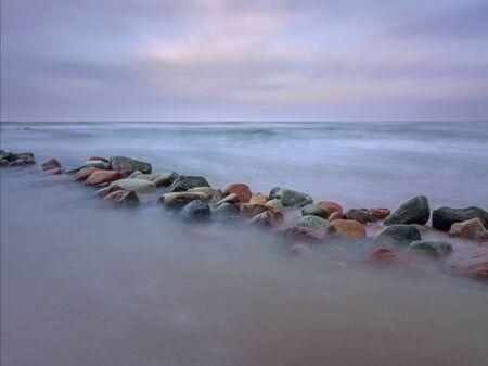 nights: sea stones