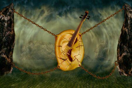 Musical ear