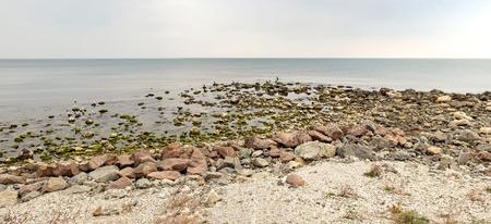 Черноморский порт рядом с Болгарией