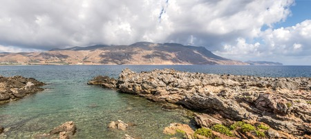 Mediterranean islands near Greece Stock Photo
