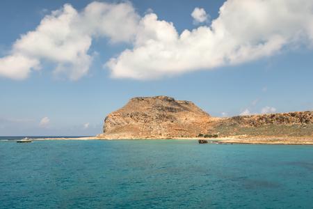 Ancient Gramvousa Fort