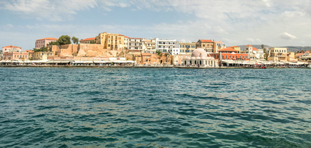 Chania is the old town on this side of the sea Editorial