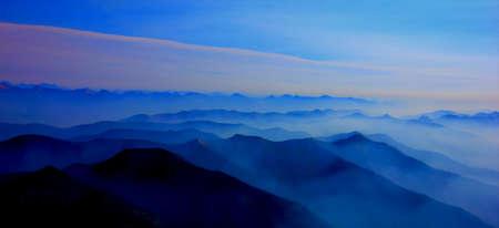 flathead: Flathead National Park, Montana Stock Photo