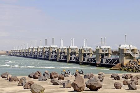 waterleiding: Nederlandse watertechnologie Neeltje Jans