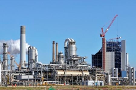 refiner�a de petr�leo: petr�leo y qu�mica refiner�a