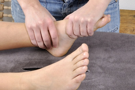 physiotherapy treatment Stock Photo - 14112818