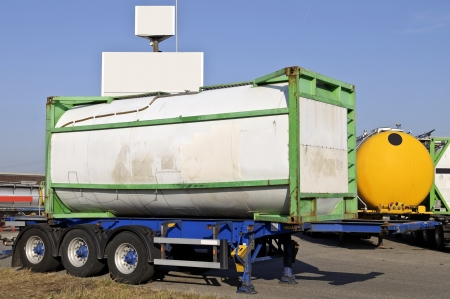 chemical transport container  photo