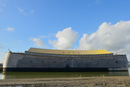 the ark of noah in dordrecht netherlands