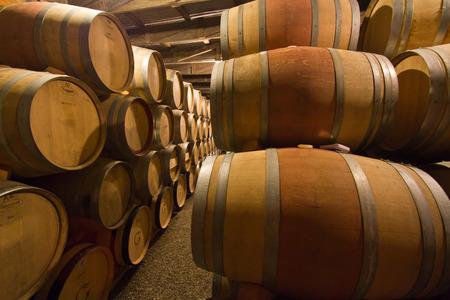 メキシコ ワイン樽