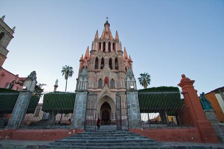 San Miguel de Allende parish