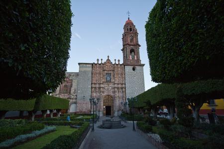 San Miguel de Allende church