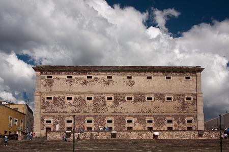 Alhondiga de granaditas in Guanajuato, Mexico