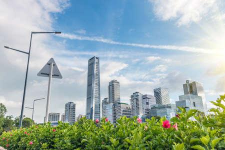 Shenzhen Nanshan Houhai Financial Center Building Group