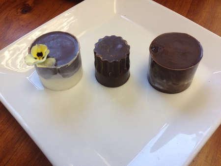 moulded: El chocolate moldeado