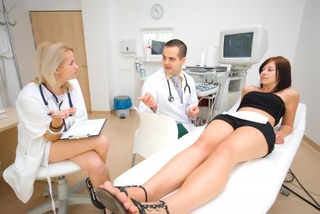 medical scanner: Medical ultrasonic scan