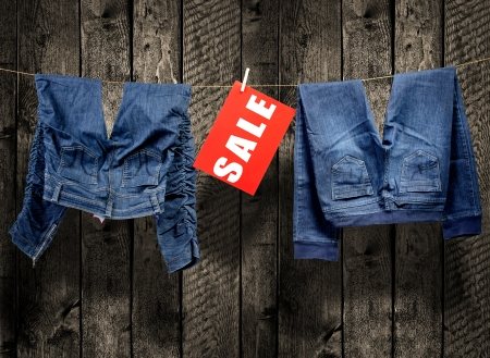 Denim Sale Stock Photos & Pictures. Royalty Free Denim Sale Images ...