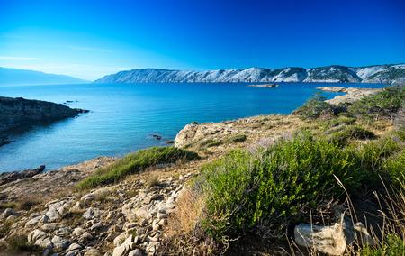 croatian: The Croatian coast